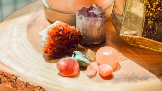 Crystals for healing and anxiety