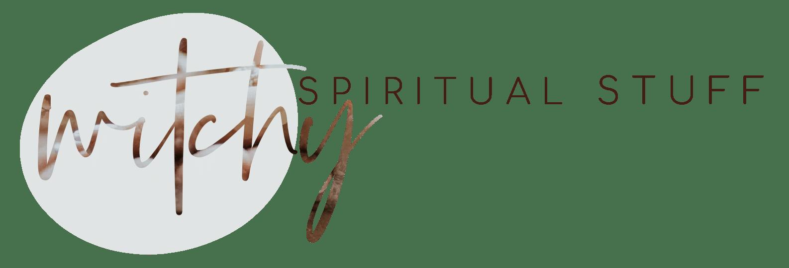 Witchy Spiritual Stuff