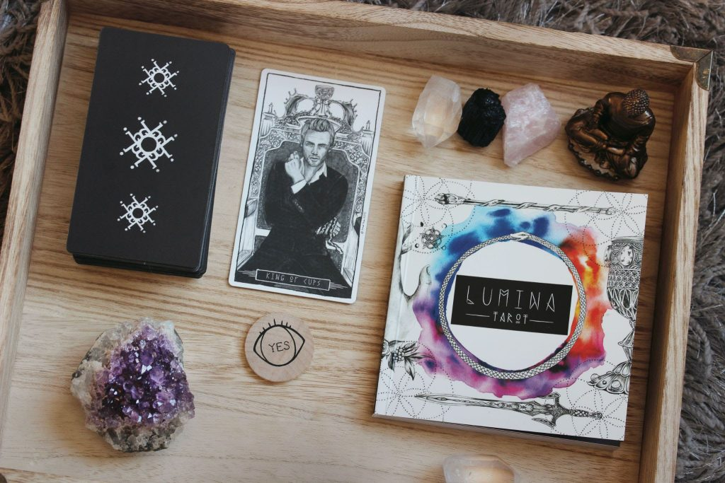 how to get started with tarot
