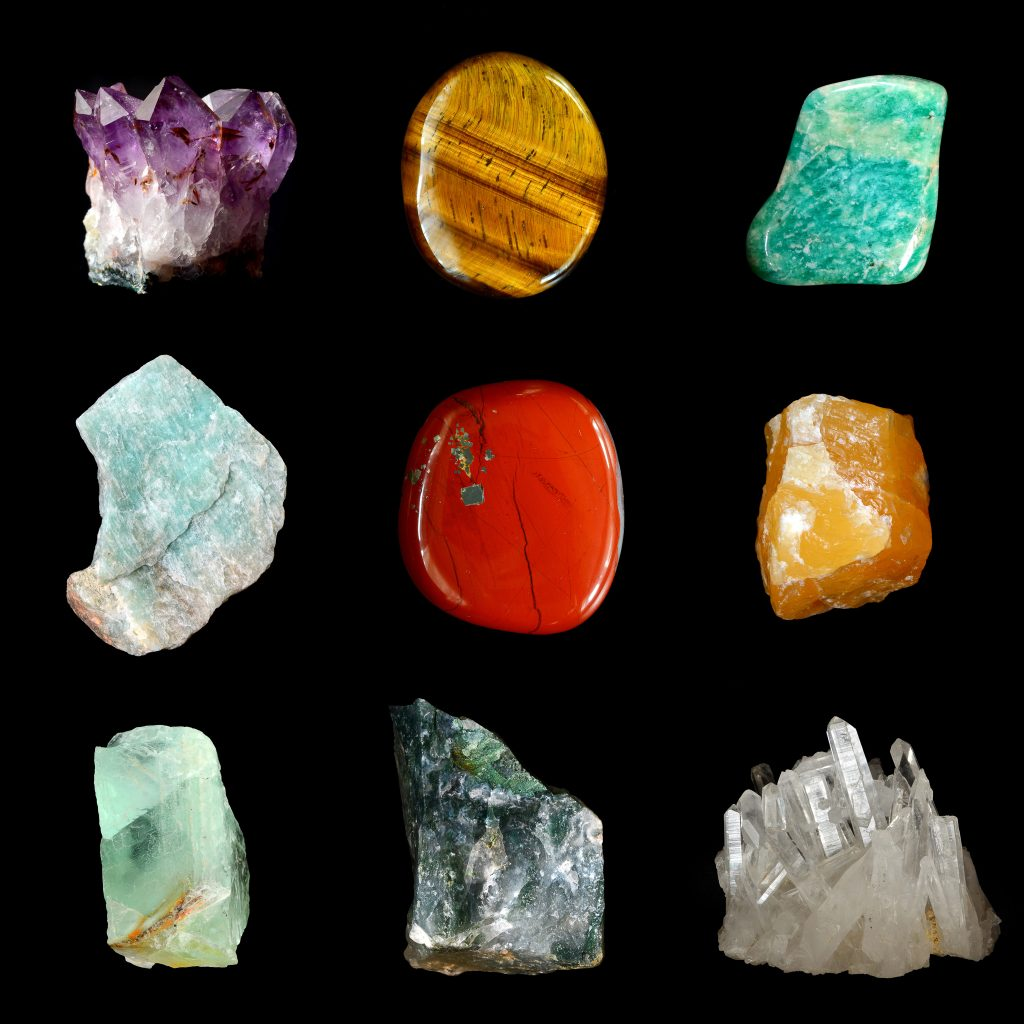 crystals that you can use to manfiest money with